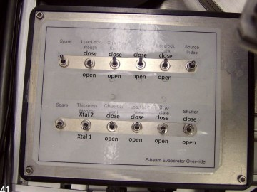 Control panel config