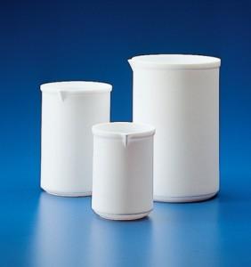 fluoroware beakers